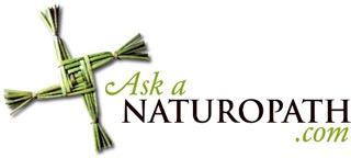 Ask a Naturopath logo